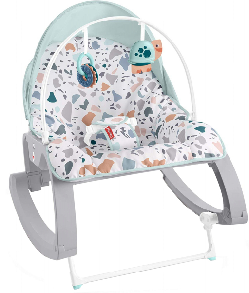Balansoar Fisher-Price 2 in 1 Infant to Toddler Deluxe 0