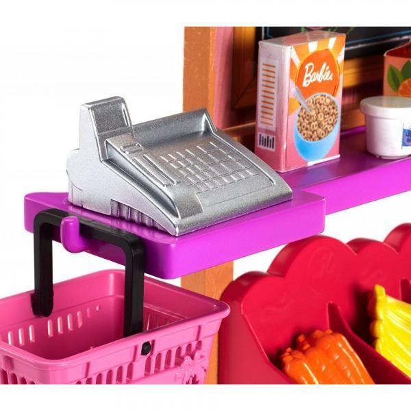 Set de joaca Standul cu alimente Barbie [2]