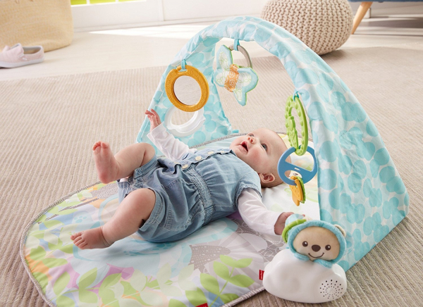 Centru activitati Fisher Price Butterfly Dreams 3