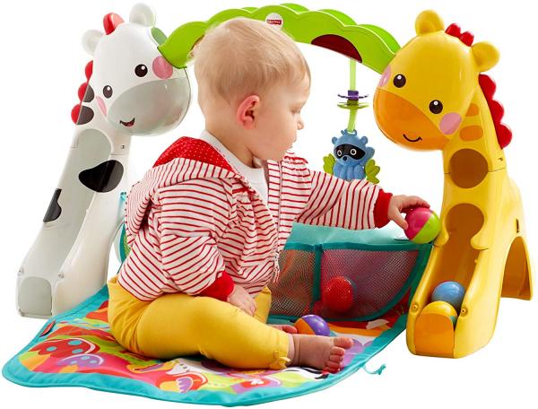 Centru de activitati Fisher-Price Newborn to Todler 3