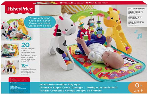 Centru de activitati Fisher-Price Newborn to Todler 7