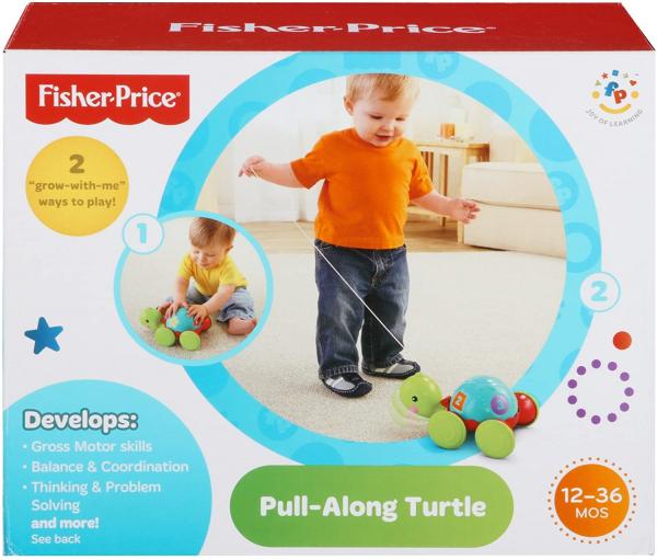 Jucarie interactiva de tras Fisher Price Testoasa [7]