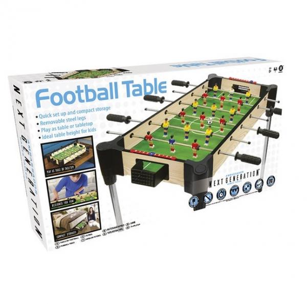 Masa de fotbal pentru copii Ambassador, 68.5 cm 4