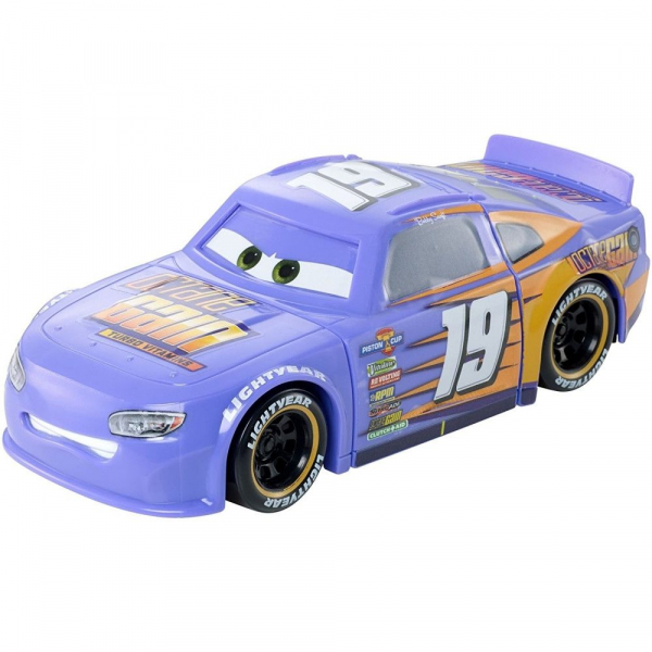 Masinuta Mattel Disney Cars3 Super Crash Bobby Swift 1