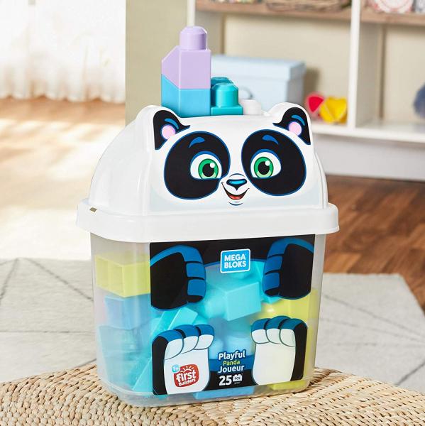 Set de constructie Mega Bloks Panda jucaus [4]