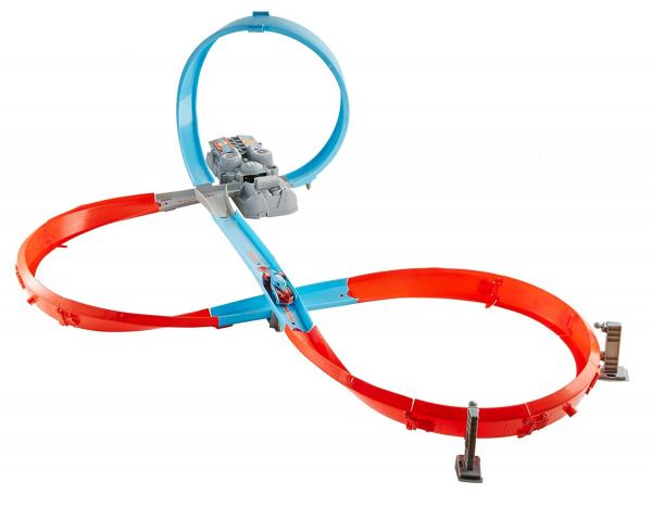 Set de joaca Mattel Hot Wheels Figure 8 Raceway 0
