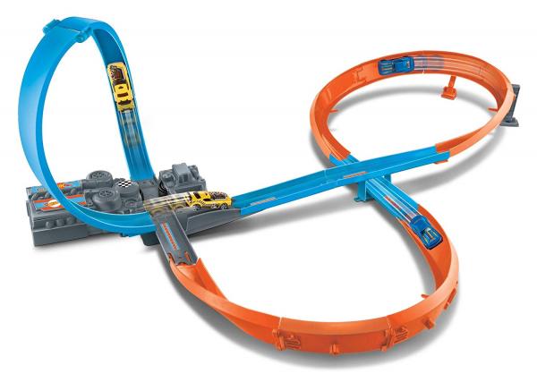 Set de joaca Mattel Hot Wheels Figure 8 Raceway 5
