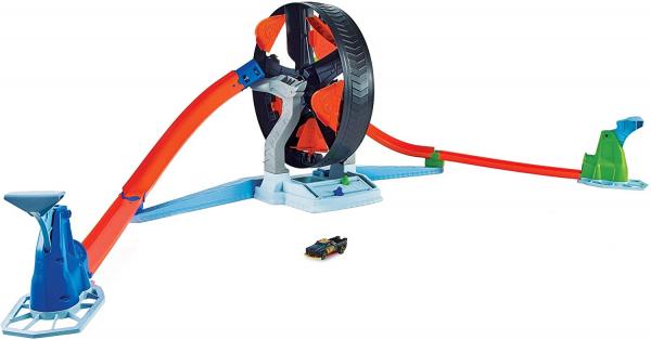 Set de joaca Hot Wheels Provocare pe carusel [0]