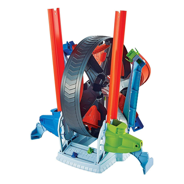 Set de joaca Hot Wheels Provocare pe carusel [1]
