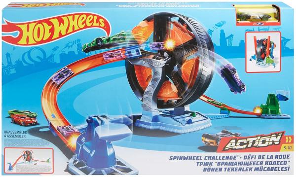 Set de joaca Hot Wheels Provocare pe carusel [2]