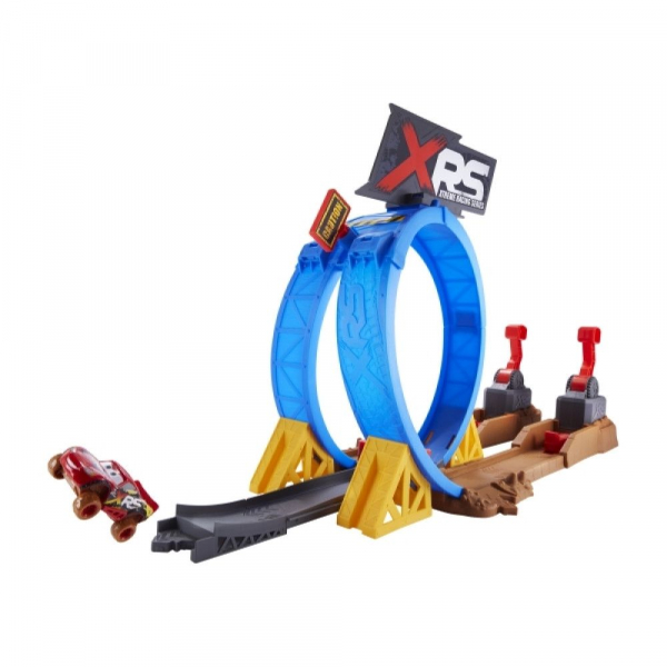 Set de joaca Crash Challenge XRS Mud Racing Cars 3 3