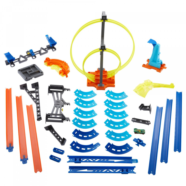 Set de joaca Hot Wheels, Vertical Launch Kit 4