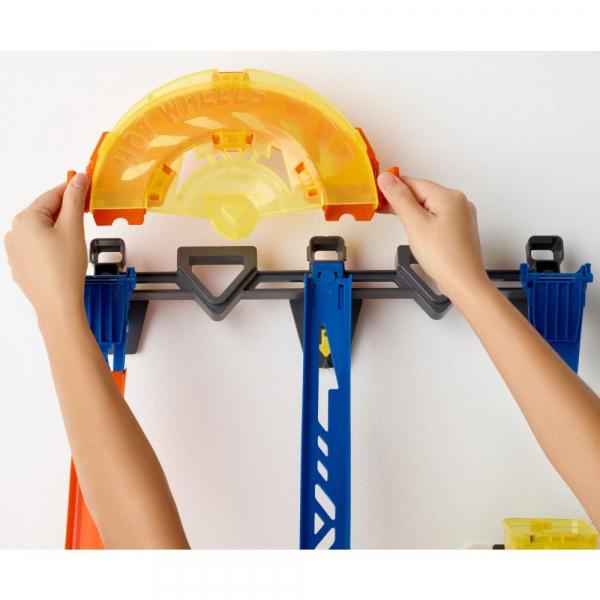 Set de joaca Hot Wheels, Vertical Launch Kit [5]