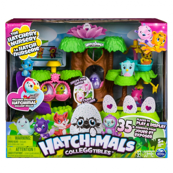 Set Hatchimals Colleggtibles - Gradinita Vesela 1
