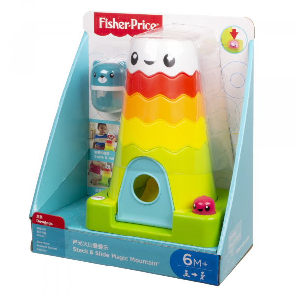 Jucarie Fisher Price, Muntele magic 2