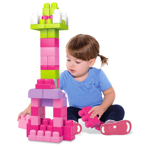 Set Fisher-Price Cuburi de Construit Mega Bloks 3