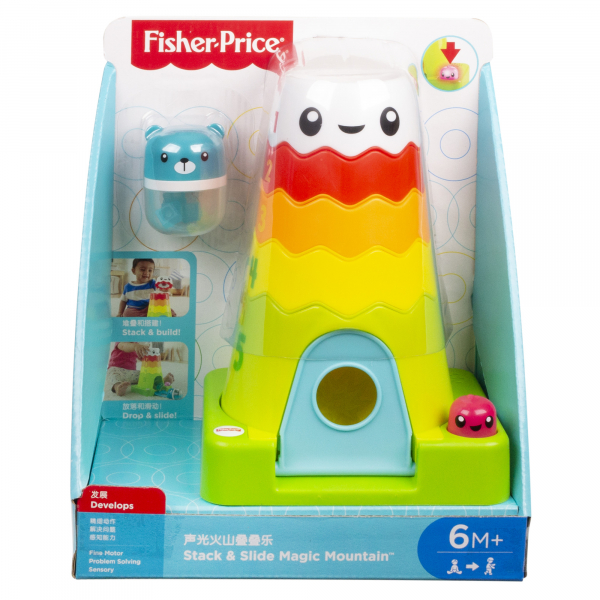 Jucarie Fisher Price, Muntele magic 0