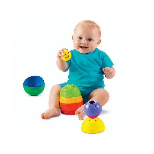 Piramida Fisher-Price din Cupe 2