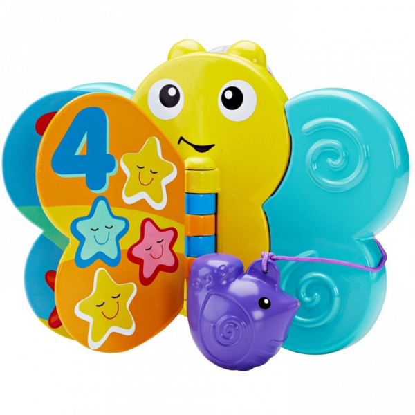 Jucarie de baie Fisher-Price Fluture 1