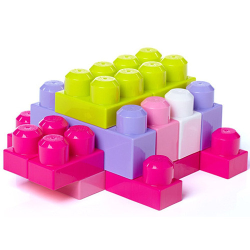 Set Fisher-Price Cuburi de Construit Mega Bloks 2