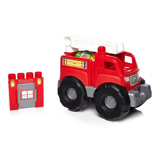 Masina Fisher-Price de Pompieri Mare Mega Bloks 2