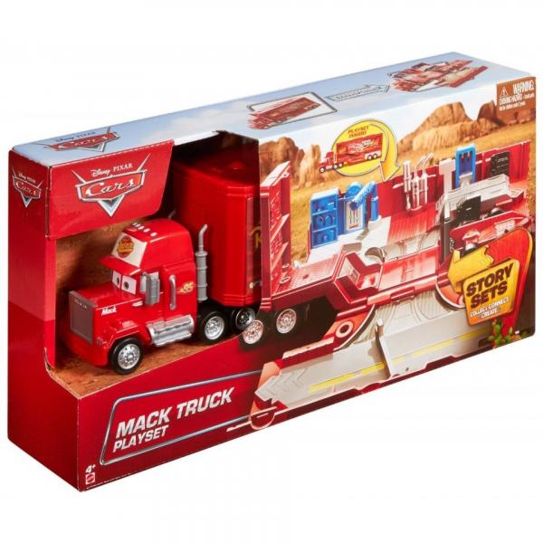 Camion Mack Transporter Cars Story Sets 0