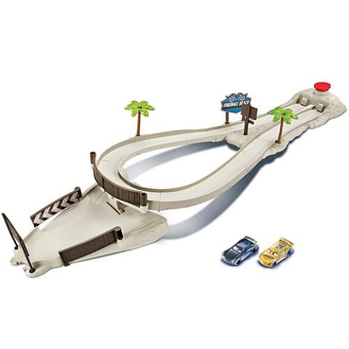 Pista circuit Beach Duel Fireball Beach Racers Cars 3 3