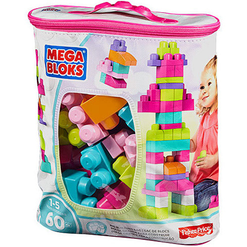 Set Fisher-Price Cuburi de Construit Mega Bloks 0