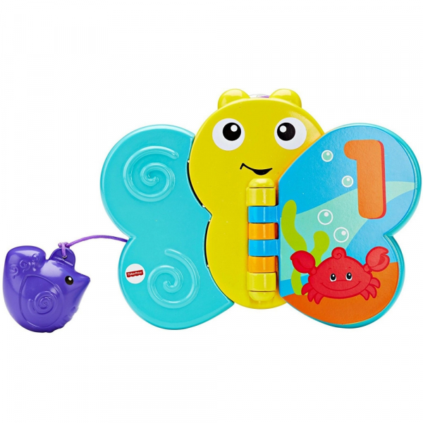 Jucarie de baie Fisher-Price Fluture 2