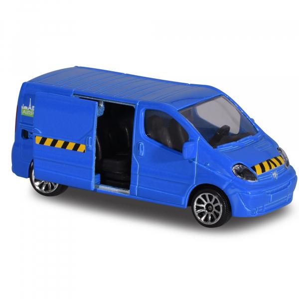 Set de joaca Majorette Creatix Aeroport, 5 vehicule incluse 3