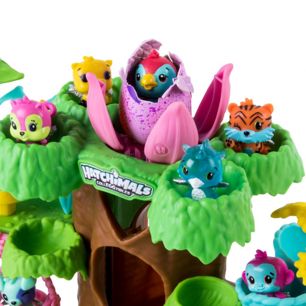 Set Hatchimals Colleggtibles - Gradinita Vesela 5