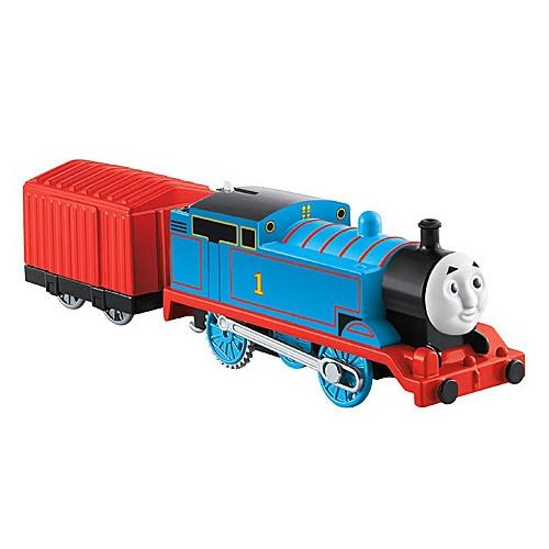 Thomas Trenulet Locomotiva Motorizata cu Vagon Thomas&Friends Track Master 6