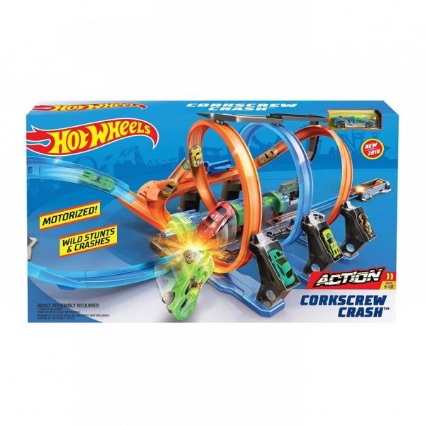 Set de joaca Mattel Hot Wheels Pista Action Track 0