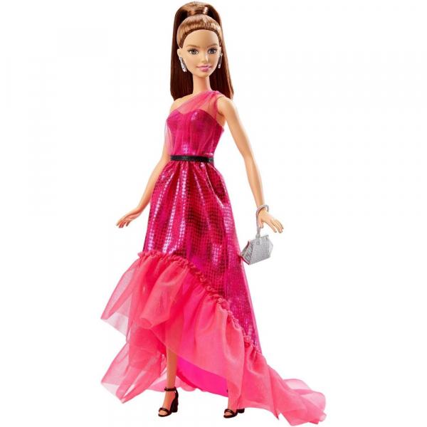 Papusa Barbie, Pink & Fabulous, Satena [0]