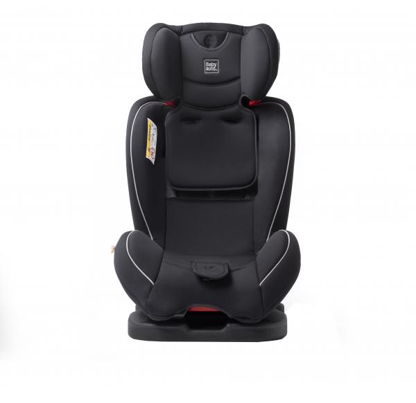Scaun auto BABYAUTO TAIYANG, reversibil, 0-36 kg, Negru/Gri 4