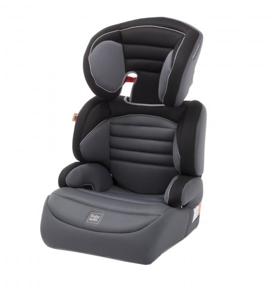 Scaun auto Babyauto Zarauz Sin Deluxe, 15-36 Kg, Negru/Gri 1
