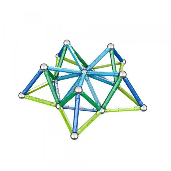 Set de constructie magnetic Geomag Color 91 piese 3