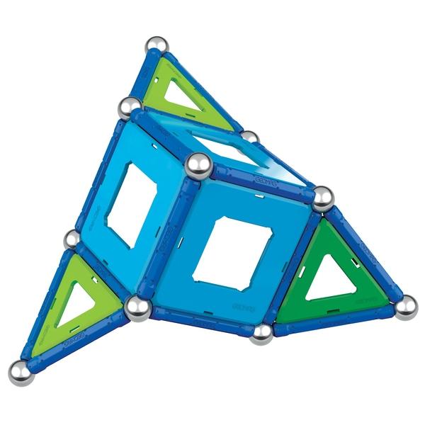 Set de constructie magnetic Geomag Editie Speciala  Color 60 piese 2