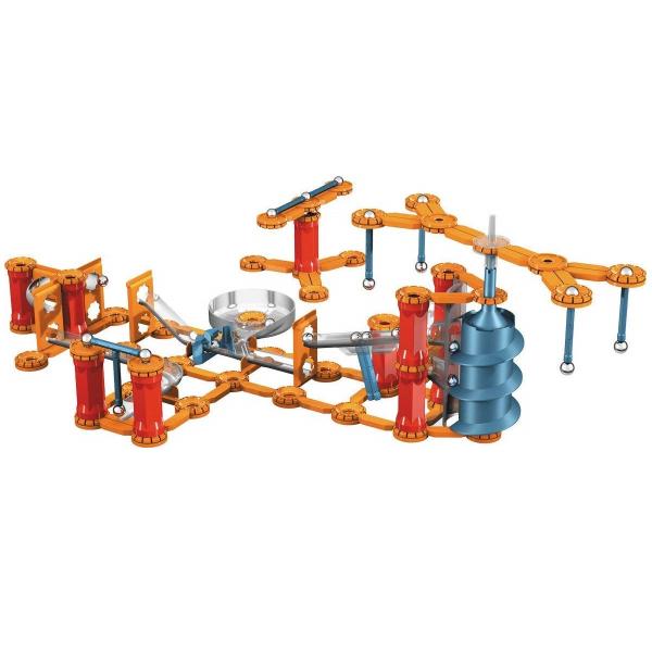 Set de constructie magnetic Geomag Gravity Jump Run 243 piese [1]