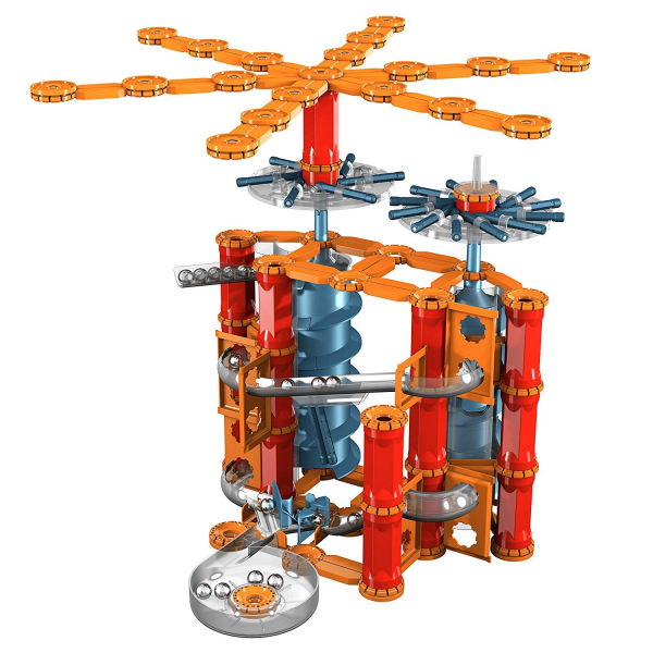 Set de constructie magnetic Geomag Gravity Up and Down 330 piese 1