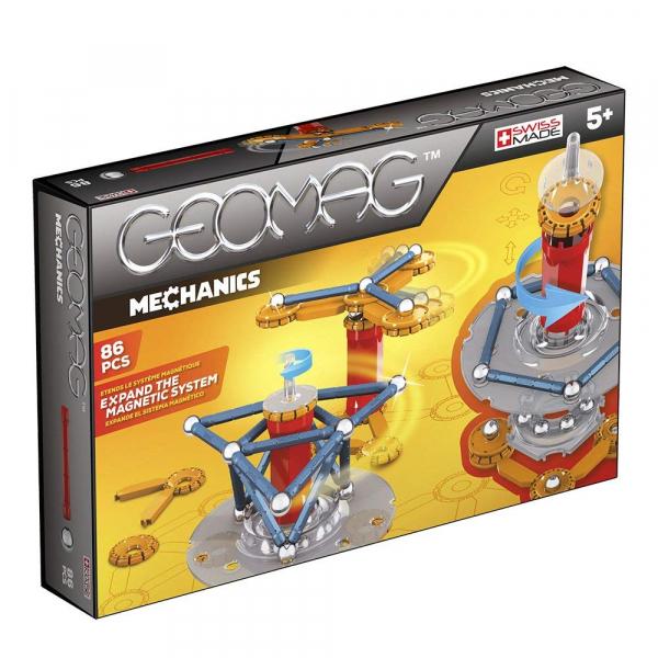 Geomag Mechanics 86 piese 0