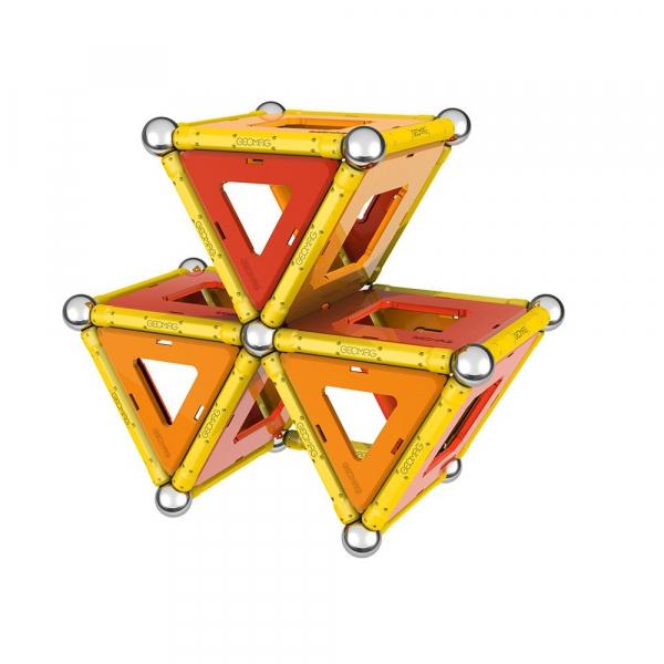 Set de constructie magnetic Geomag Panels 114 piese 5