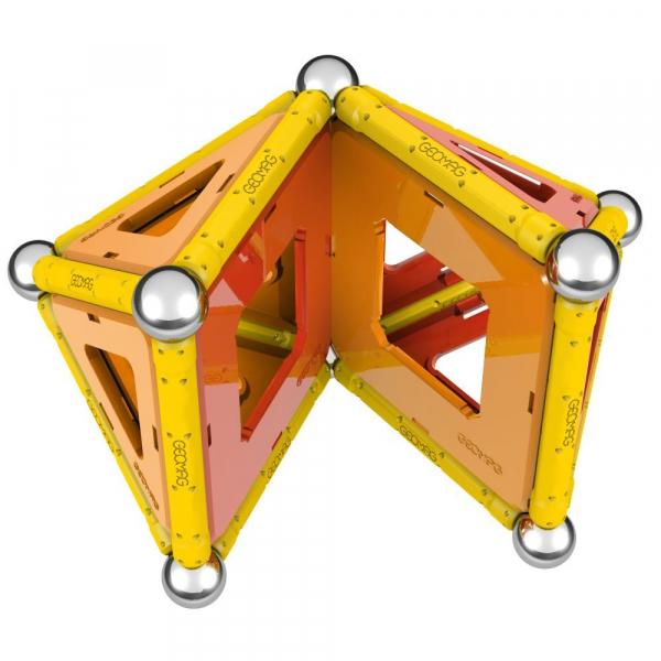 Set de constructie magnetic Geomag Panels 50 piese 2