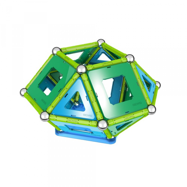 Set de constructie magnetic Geomag Panels 83 piese 3