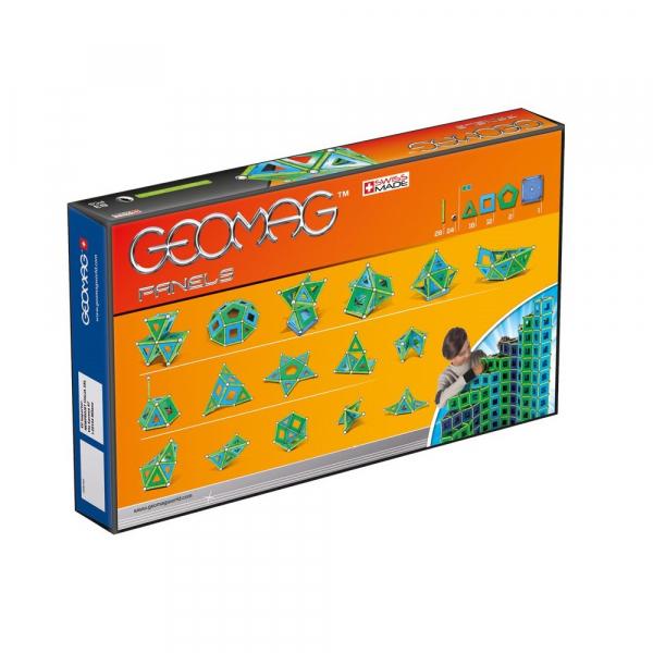 Set de constructie magnetic Geomag Panels 83 piese [1]