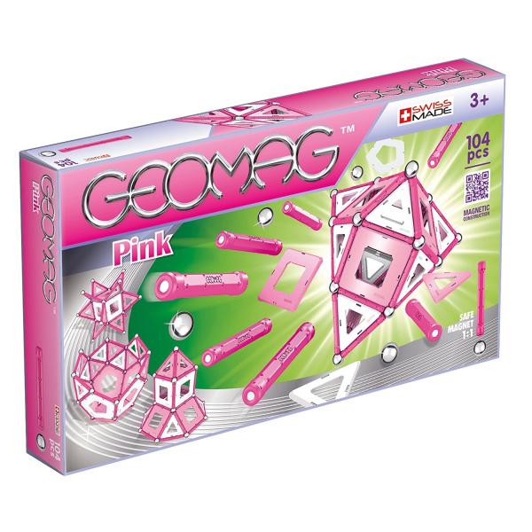 Geomag Pink 104 0