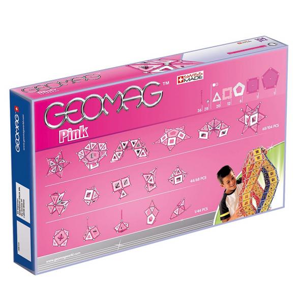 Geomag Pink 104 5