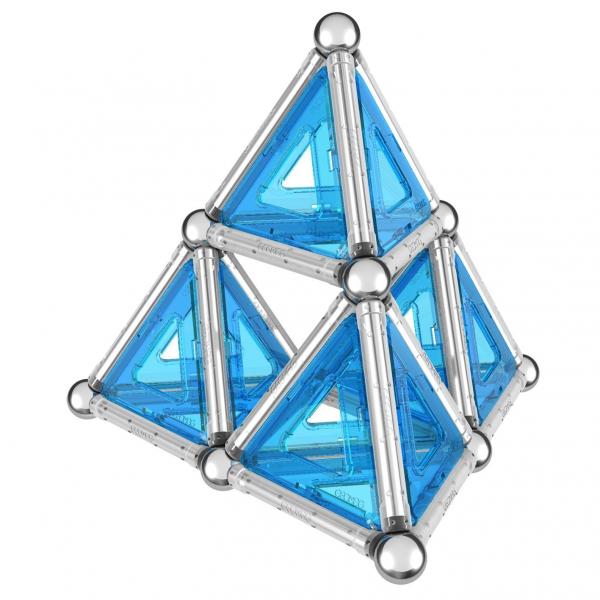 Set de constructie magnetic Geomag PRO-L 75 piese 5