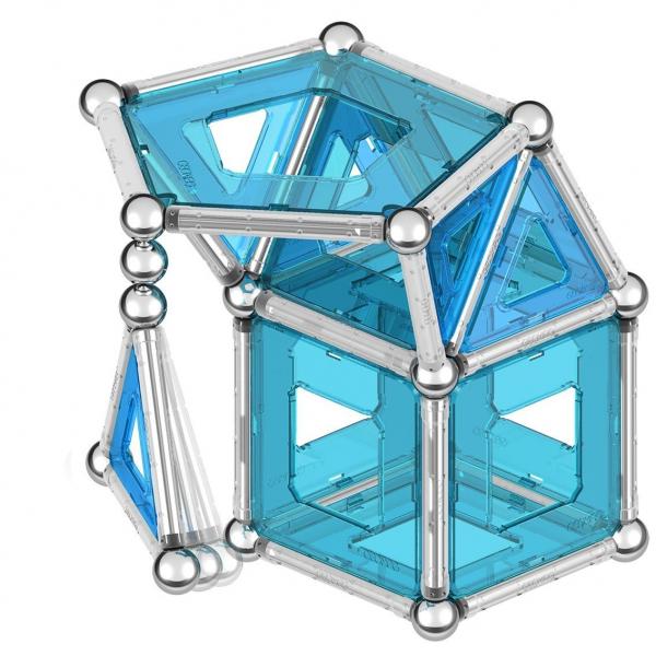 Set de constructie magnetic Geomag PRO-L 75 piese 3