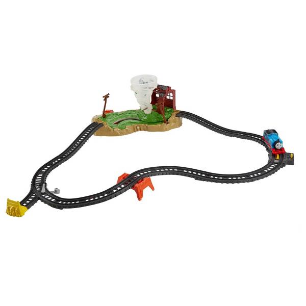 Set sine si locomotiva Thomas Twisting Tornado [0]